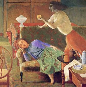 Balthus (Balthasar Klossowski) - The Golden Fruit
