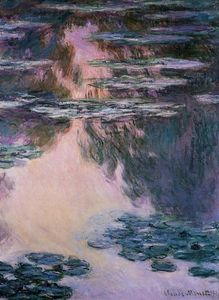 Claude Monet - Water Lilies (30)