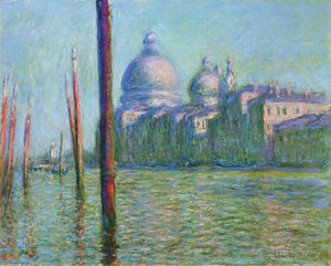 Claude Monet - The Grand Canal 03