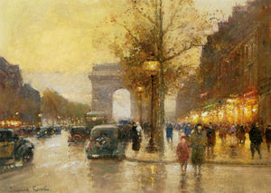Edouard Cortes - The Lido Champs Elysees