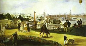 Edouard Manet - The Exposition Universelle