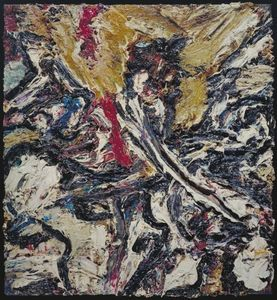 Frank Helmuth Auerbach - Study After Tician II