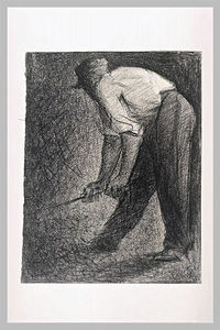 Georges Pierre Seurat - Stone crusher