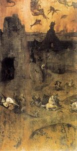 Hieronymus Bosch - The Fall of the Rebel Angels