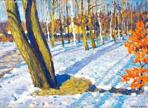 Igor Emmanuilovich Grabar - March Snow