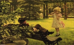 James Jacques Joseph Tissot - Uncle Fred