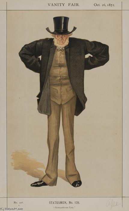 famous painting Statesmen No.1280 of James Jacques Joseph Tissot