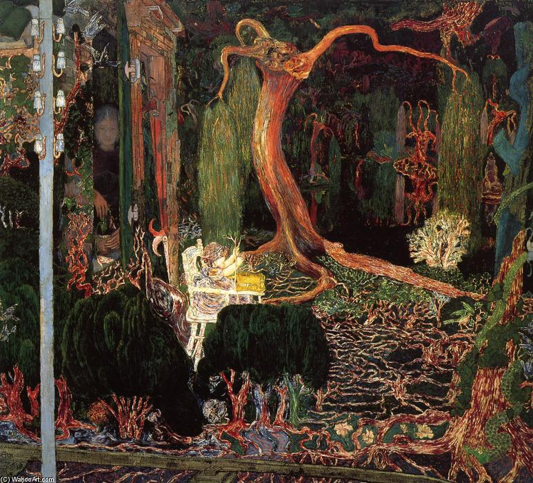 famous painting The new generation of Jean Theodoor Toorop