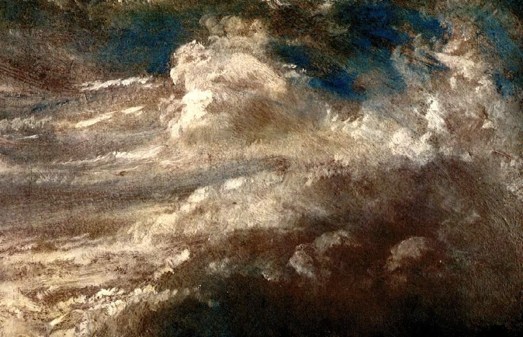 famous painting Nuvens of John Constable