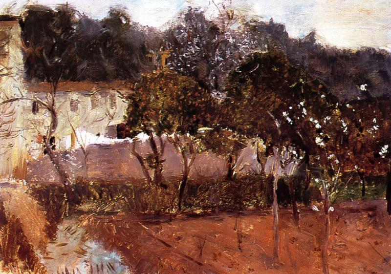 famous painting Nice of John Singer Sargent