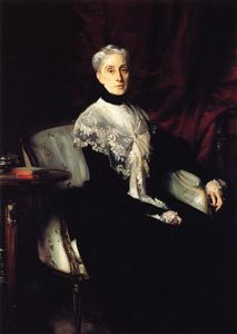 John Singer Sargent - Mrs. William Crowninshield Endicott