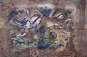 Marc Chagall - The Creation of Man (13)