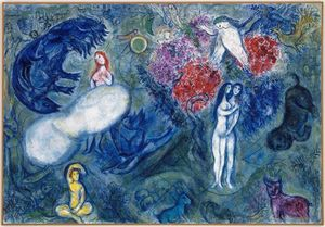 Marc Chagall - Paradise