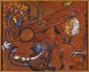 Marc Chagall - Song of Songs I (8)