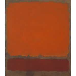 Mark Rothko (Marcus Rothkowitz) - Ochre and Red on Red