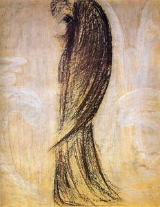Mikalojus Konstantinas Ciurlionis - The angel
