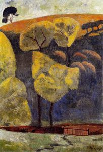 Paul Serusier - The Blue Valley