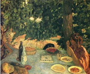 Pierre Bonnard - Cherry Pie
