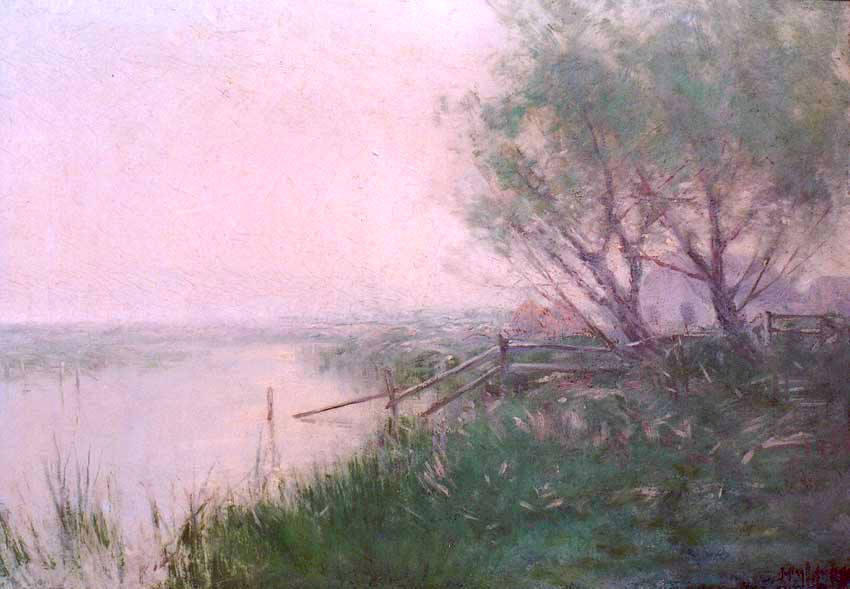 famous painting A June Morning of Robert Julian Onderdonk