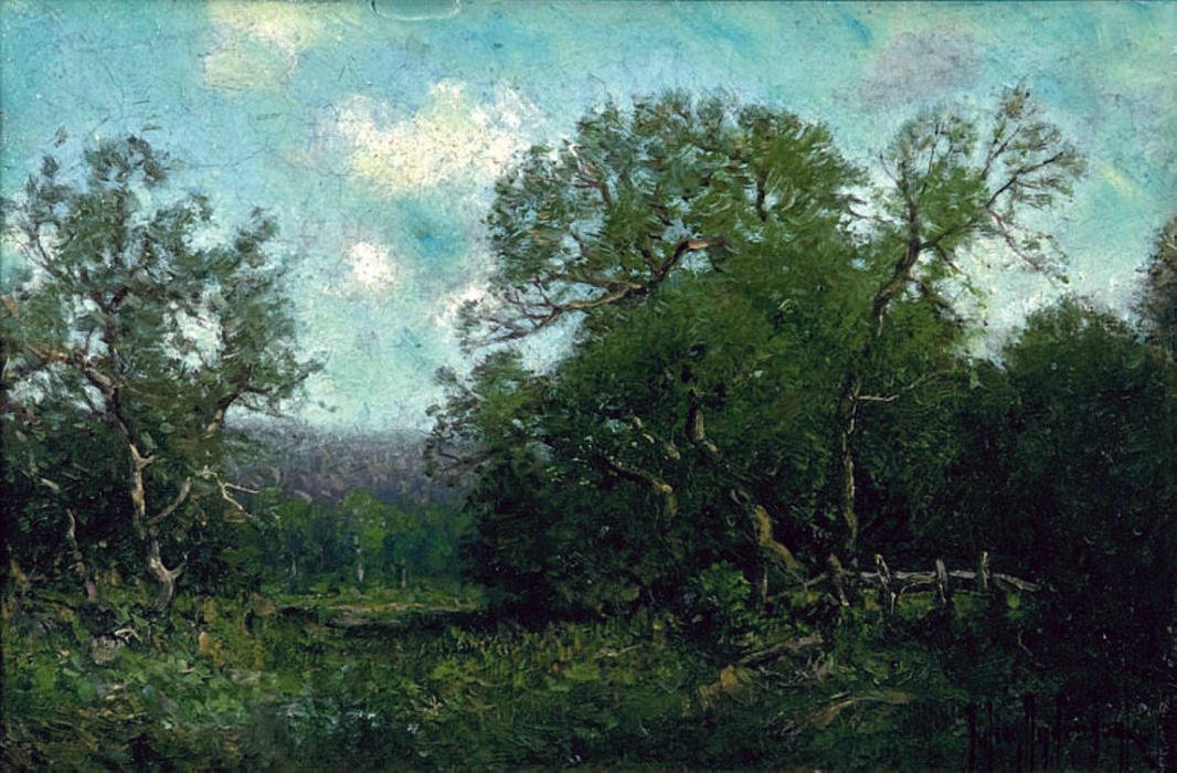 famous painting Landscape of Robert Julian Onderdonk