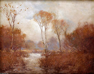 Robert Julian Onderdonk - October Landscape