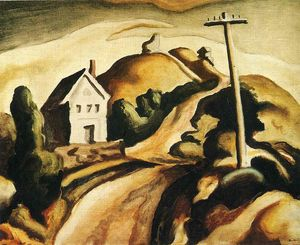 Thomas Hart Benton - Marthas Vineyard