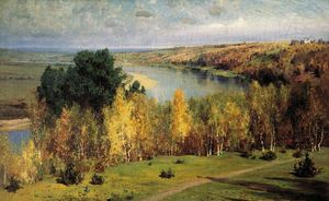 Vasily Dmitrievich Polenov - Indian summer