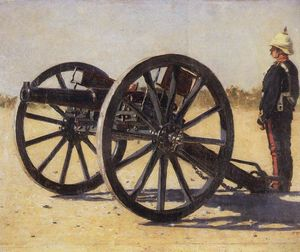 Vasily Vasilevich Vereshchagin - Cannon