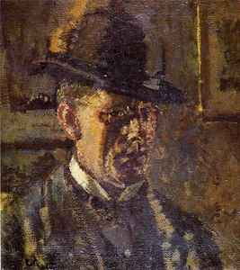Walter Richard Sickert - The Juvenile Lead (Self Portrait)