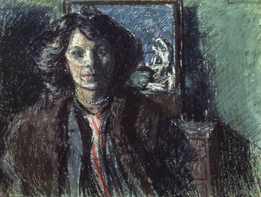 famous painting Mrs Barrett of Walter Richard Sickert