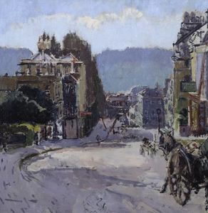 Walter Richard Sickert - Belvedere, Bath