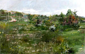 William Merritt Chase - Shinnecock Landscape 02