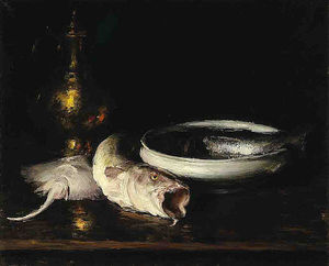 William Merritt Chase - Still-Life