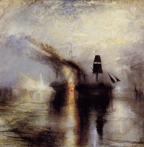 William Turner - Peace