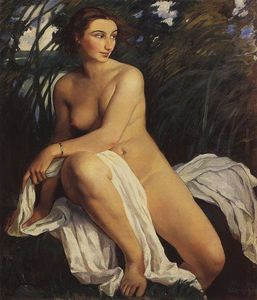 Zinaida Serebriakova - Bather