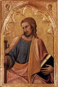 Antonio Veneziano (Antonio The Venetian) - Apostle James the Greater