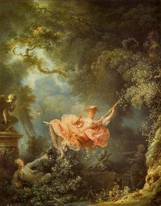Jean-Honoré Fragonard - The Swing