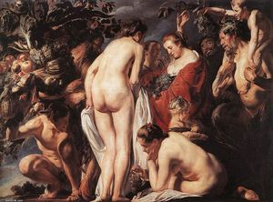 Jacob Jordaens - Allegory of Fertility