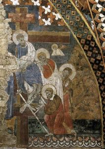 Master Of St Francis - Scenes from the Passion of Christ: Deposition of Christ from the Cross