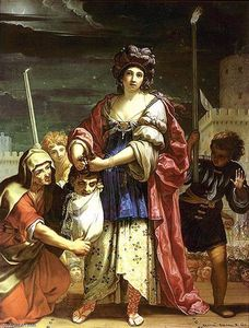 Elisabetta Sirani - Judith with the Head of Holofernes