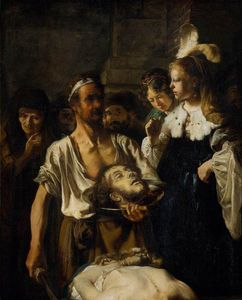 Carel Fabritius - The Beheading of St. John the Baptist