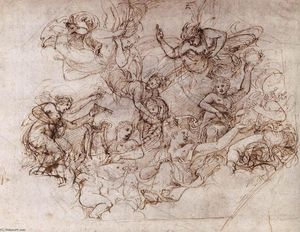 Giulio Romano - Allegory of the Virtues of Federico II Gonzaga