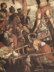 Juan De Las Roelas - The Martyrdom of St Andrew