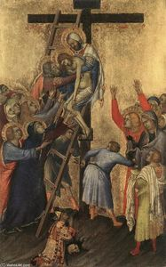 Simone Martini - Deposition
