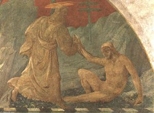 Paolo Uccello - Creation of Adam