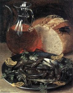 Georg Flegel - Still-Life with Fish