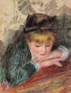 Pierre-Auguste Renoir - The Loge