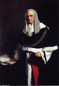 John Singer Sargent - Lord Russell of Killowen