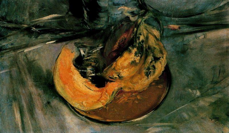 famous painting The Melon of Giovanni Boldini