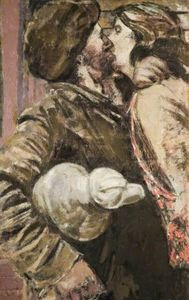 Walter Richard Sickert - The Miner